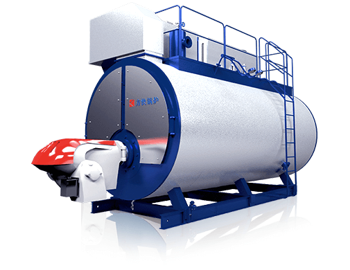 Gas or Oil Fired Integrated Hot Water Boiler