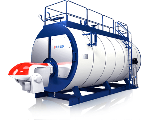 Gas(oil) Fired Split Steam Boiler