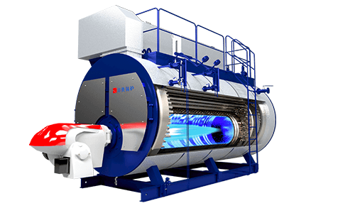 tx_WNS gas(oil) fired integrated steam boiler manufacturer,supplier,price - FangKuai Boiler