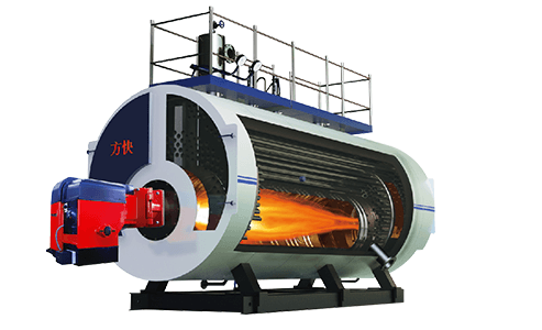 tx_WNS gas(oil) fired split hot water boiler manufacturer,supplier,price - FangKuai Boiler