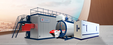 Boiler System For Chemical Industry